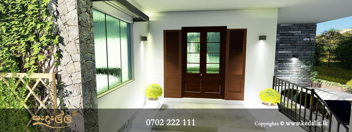 Box Type House Plans In Sri Lanka House Elevations Kedella