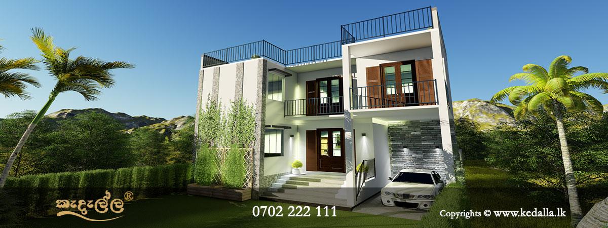Box Type House Plans In Sri Lanka New Elevationskedallalk