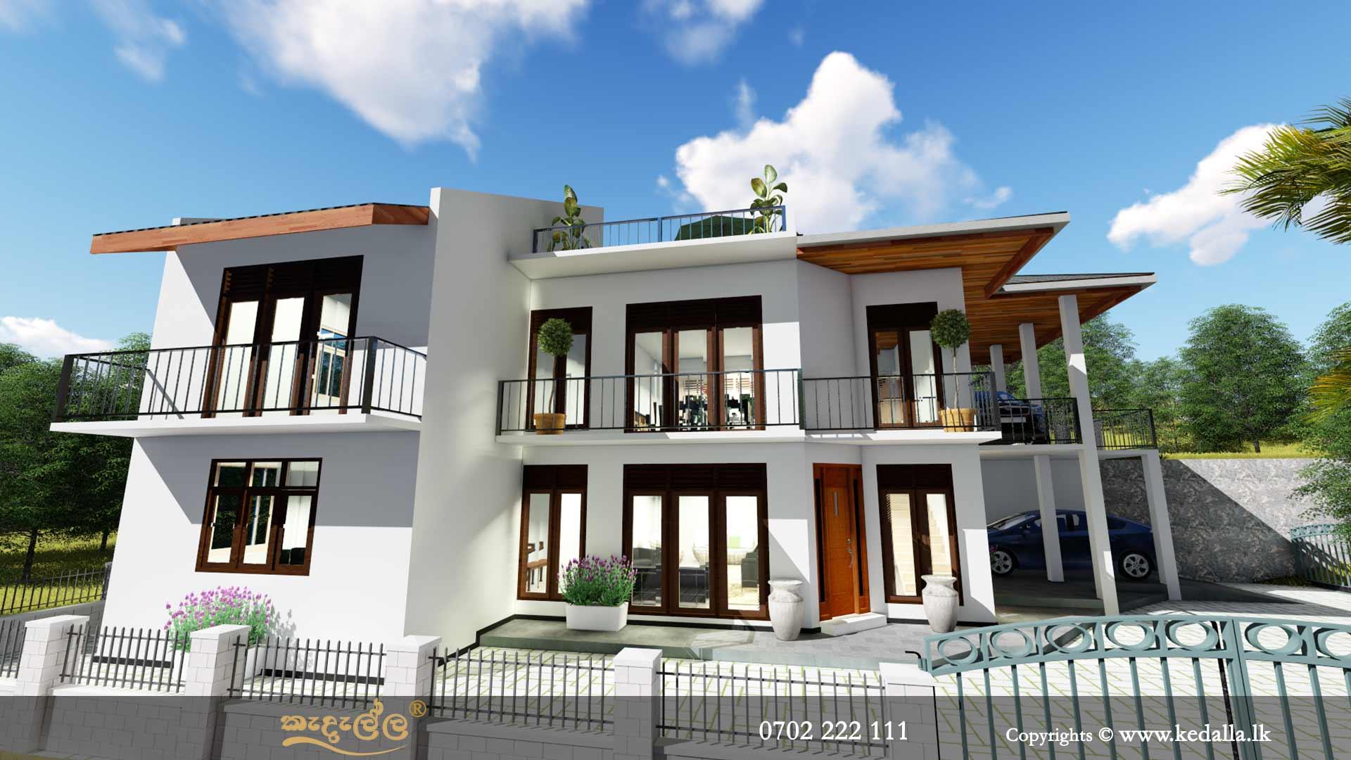 Architects In Sri Lankaarchitectural Design Kedallalk