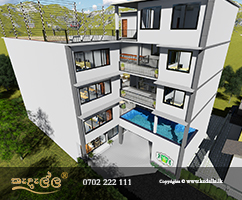 Impressive 3D images of cottages villas residential buildings As well as other types of 3D visualizations