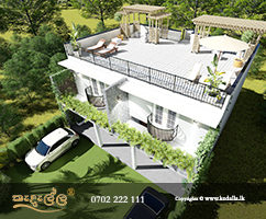 Kedalla 3D Architectural Rendering Services ensures that your visualization design is completely and effectively integrated into your presentation