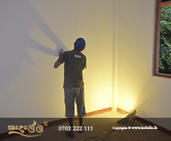 Creative wall painting designs & ideas for a stylish home decor house construction company in kandy