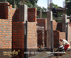 Low cost house builders in sri lanka complete plumbing system for water supplying through distribution pipes