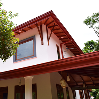 A Newly Built House by one of the Top 10 Construction Companies in Sri lanka. 0702 222111