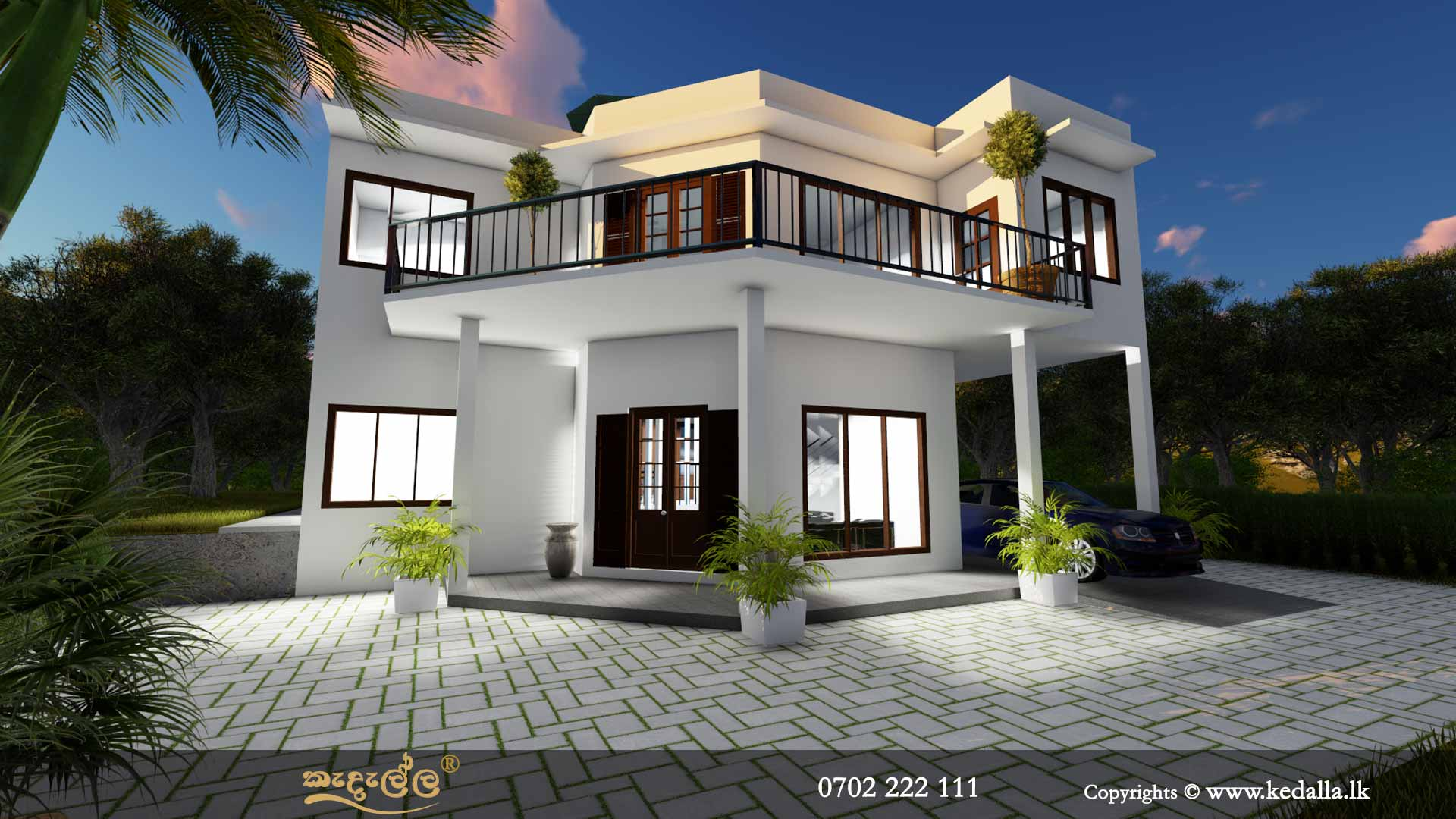 Modern Architectural House Plans In Sri Lanka Photos