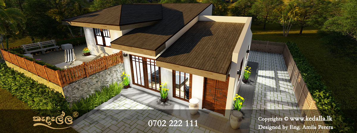 Modern home plans in Kandy Sri Lanka designed by a top architectural design firm in Kandy sri lanka