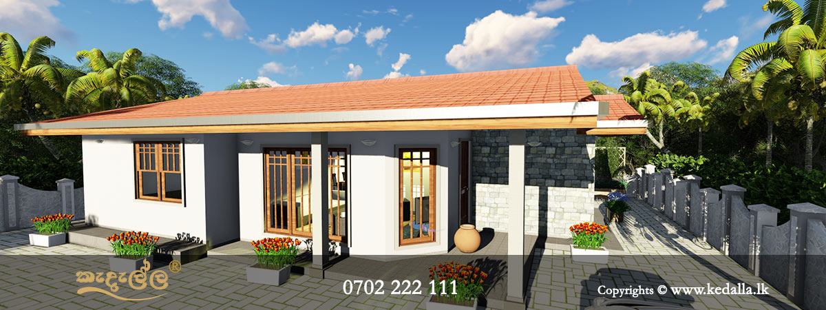 Small house plans designed by best and Leading Architectural firm in Kandy Sri Lanka
