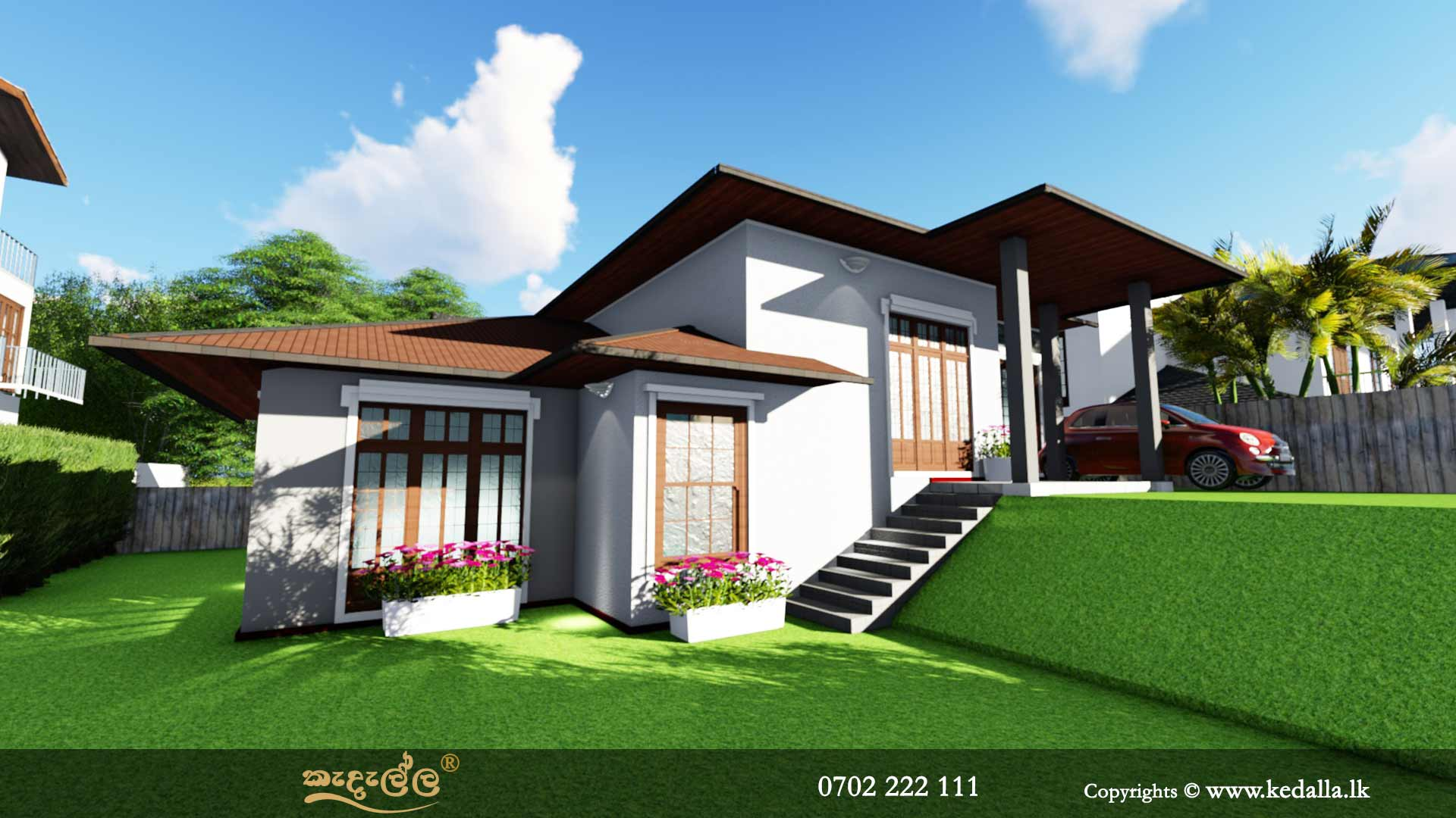 Small House Plans Single Story - Get Bangladeshi Small House Design Pictures