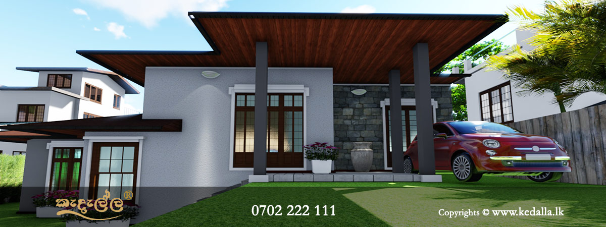 3D Small House Plans Latest Home Designs in Sri lanka|Kedalla lk