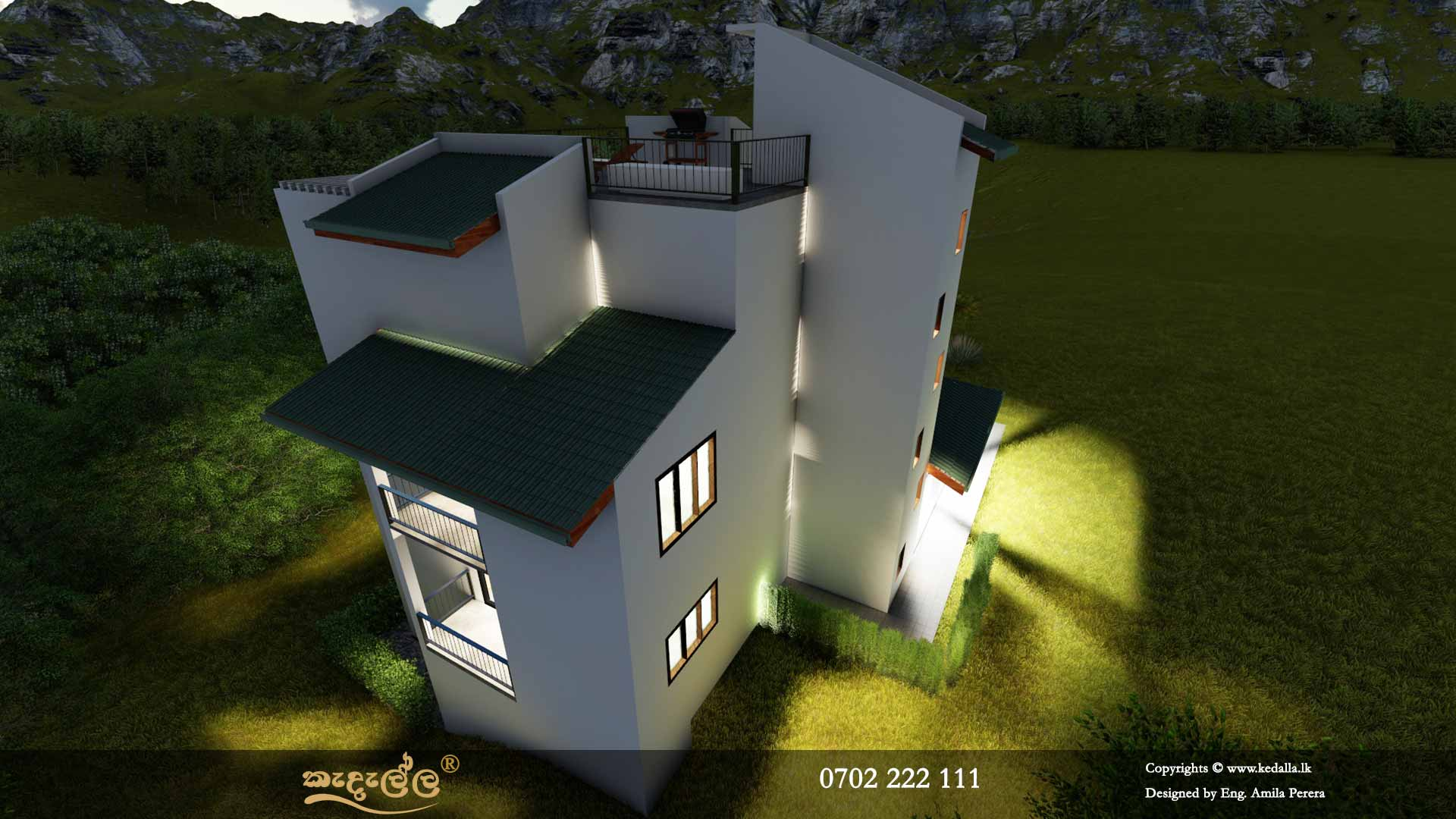 3 Story House Plans Amp Design 3d Three Story Home Plans